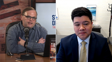 Ep 551 | Eric Swalwell Cannot Be a Real Person | Guest: Bill Richmond | Steve Deace Show