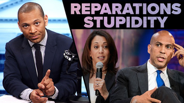 Ep 391 | DO NOT Take Reparations Seriously: It's a JOKE | White House Brief