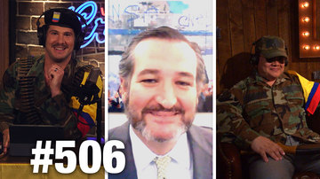 Ep 506 | THE 'IMPEACH TRUMP' GAMBLE... | Ted Cruz Guests | Louder with Crowder