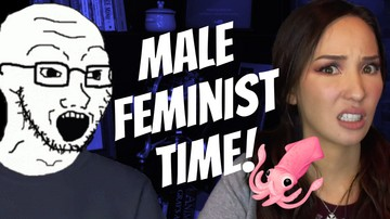 Ep 46 | SNIVELLING Male Feminists Blame ALL Men for R*pe Culture | Pseudo-Intellectual