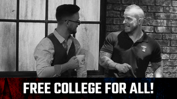 Ep 106 | Free College For All | Rant Nation
