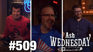 Ep 509 | ASH WEDNESDAY: The Embarrassment Olympics | Louder with Crowder