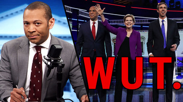Ep 396 | What a Mess! Dem Debate Even MORE of a Clown Show than Expected 🤡 | White House Brief