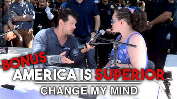 Ep 514 | BONUS: America Is Superior: Change My Mind | Louder with Crowder