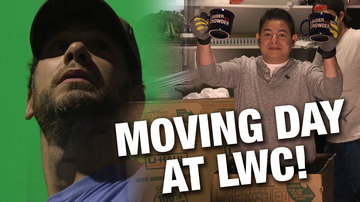 Ep 516 | MOVING UP! Louder with Crowder Studio Upgrades | Louder with Crowder