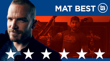Ep 15 | Thank You for My Service | Guest: Mat Best | Dear America
