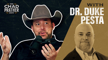 Ep 81   Restoring Free Speech in College   Guest: Dr. Duke Pesta   The Chad Prather Show