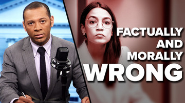Ep 398 | AOC's Toilet Tales & Kaepernick's Betsy Ross Smear | White House Brief