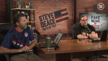 Ep 558   Nike Embarrasses Itself   Is the United States Headed for Another Recession?   Steve Deace Show