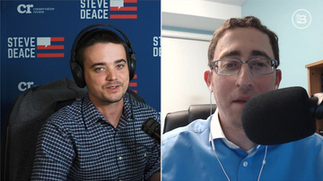 Ep 562   Where Are the Ones Who Call BS?   Guest: Daniel Horowitz   Steve Deace Show