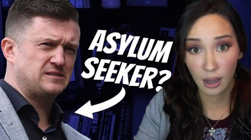 Ep 52 | Tommy Robinson Seeks ASYLUM? Plus Tucker Carlson's Recent Controversy | Pseudo-Intellectual