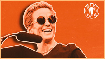 Ep 327 | Rapinoe's Advice for President Trump | The News & Why It Matters