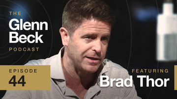 Ep 44 | Brad Thor | The Glenn Beck Podcast