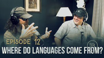 Ep 12   Nervous Preachers, Tower of Babel, and Confusing Languages   Unashamed with Phil Robertson