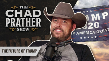 Ep 88 | The Future of Trump | Guest: Jade Prather | The Chad Prather Show