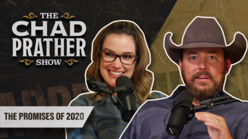 Ep 89 | The Promises of 2020 | Guest: Jade Prather | The Chad Prather Show