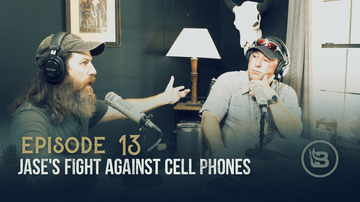 Ep 13 | Jase's Fight Against Cell Phones | Unashamed with Phil Robertson