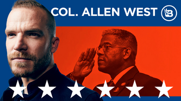 Ep 19 | Don't California My Texas | Guest: Col. Allen West | Dear America