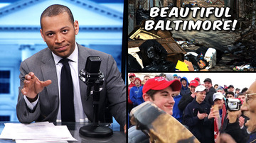 Ep 414 | Baltimore Is RAT-INFESTED & DISGUSTING, and It's Not Racist to Say So! | White House Brief