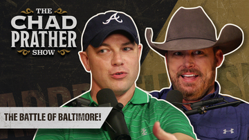 Ep 96 | The Battle of Baltimore! | Guest: Keith Malinak | The Chad Prather Show