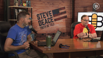 Fact-Checking Satire? | Overtime 07/31/19 | Steve Deace Show