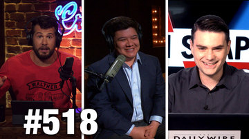 Ep 518 | WHY MARIO LOPEZ SHOULD NEVER APOLOGIZE... | Ben Shapiro Guests | Louder with Crowder