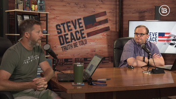 Ep 580 | Mass Shooting Town Hall | Steve Deace Show