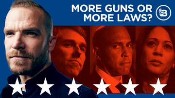 Ep 22 | More Guns or More Laws? The Mass Shootings in Dayton and El Paso | Dear America