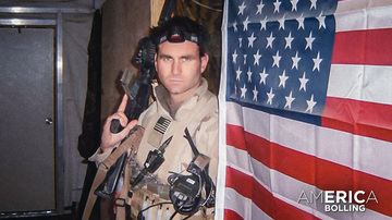 Ep 175   At War & Back Home: Inside the Life of a Navy SEAL Sniper   America with Eric Bolling