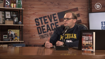 Does It Matter That the Deficit Has Grown Under Trump? | Overtime 08/13/19 | Steve Deace Show