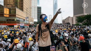 How Involved Should the U.S. Be with Hong Kong?   Overtime 08/14/19   Steve Deace Show