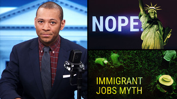 Ep 424 | Give Me Your Poor, Huddled Masses? Give ME a BREAK | White House Brief