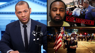 Ep 425 | The Philly Cop Shooter Is Exactly Why We DON'T Need Prison Reform | White House Brief