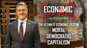Ep 49 | How to Fix the Wealth Disparity Gap in America Today | Economic War Room