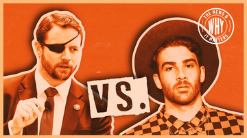Ep 356 | Dan Crenshaw SHUTS DOWN the Young Turks | The News & Why It Matters