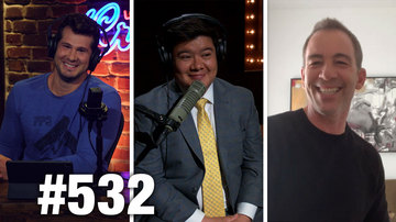 Ep 532 | NYT RACIST FAKE NEWS EXPOSED! | Bryan Callen Guests | Louder with Crowder