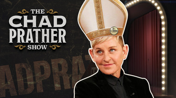 Ep 111 | The Politically Correct Left Has Crowned Ellen Degeneres the 'Gay Pope' | The Chad Prather Show