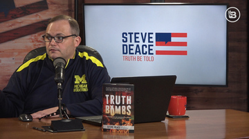 Analyzing the Latest Monmouth Poll | Overtime 08/27/19 | Steve Deace Show