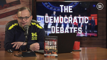 8/28/19 | If We Were Moderating the Next Democratic Debates | Buy, Sell, or Hold | Steve Deace Show