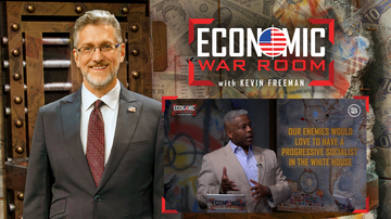 Ep 51 | Lt. Col. Allen West on 2020 Threats Facing America | Economic War Room