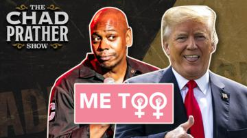 Ep 114 | Ex-Male-Feminist Comedian Takes On #MeToo | Guest: Jamie Kilstein | The Chad Prather Show