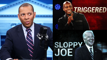 Ep 434 | CANCEL Cancel Culture: Dave Chappelle Ruffled All the Right Feathers | White House Brief