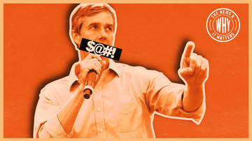Ep 363 | 'This Is F**KED UP!': Beto's New Campaign Slogan | The News & Why It Matters