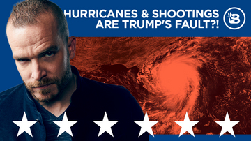 Ep 30 | Hurricanes and Mass Shootings Are Trump's Fault?! | Dear America