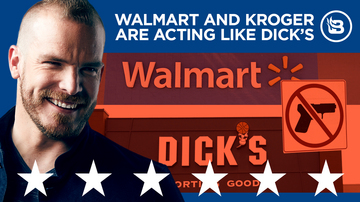 Ep 31 | Walmart and Kroger Are Acting Like Dick's Sporting Goods! | Dear America | Guest: Chad Prather