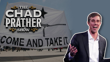 Ep 117 | The War on Guns and Mass Shootings in Texas | The Chad Prather Show