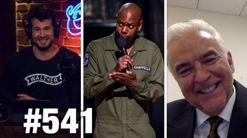 Ep 541 | DAVE CHAPPELLE IS THE ENEMY! | John O'Hurley Guests | Louder with Crowder