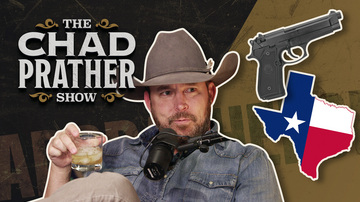 Ep 121 | Family, Faith, and Guns | The Chad Prather Show