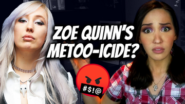 Ep 80 | Zoe Quinn's #MeToo Story Crumbling? Professional Victim At It AGAIN! | Pseudo-Intellectual