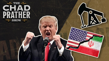 Ep 123 | Going to War with Iran? | The Chad Prather Show